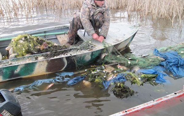 Щука перевернула лодку Курьезы на рыбалке